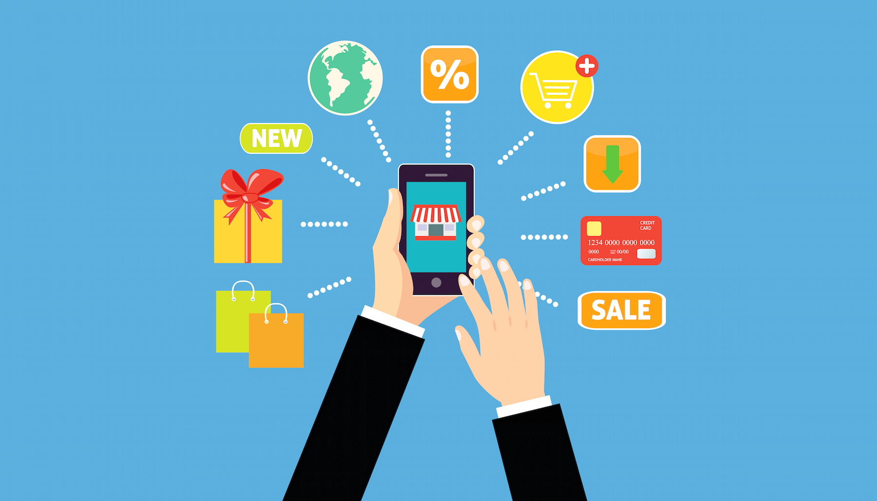 India second largest ecommerce market by 2034