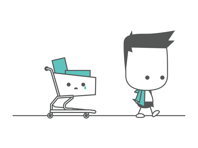 How to reduce your shopping cart abandonment rate
