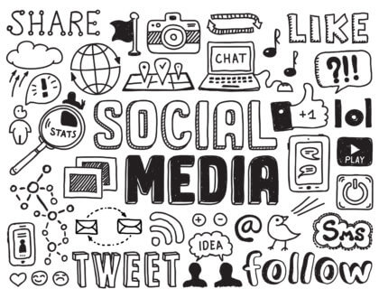 Successful social media strategy tips