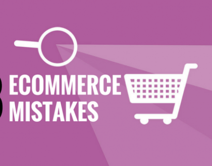 ecommerce mistakes that are costing you sales