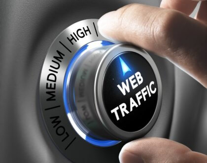Why website traffic is the lifeblood of small business